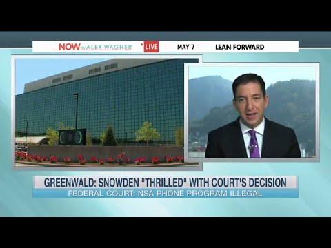Wyden/Greenwald on 2d Cir. Ruling NSA Phone Records Program Illegal