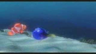 finding nemo - short term memory loss