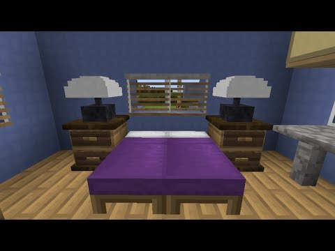 Mrcrayfish 39 S Furniture Mod Update 1 New Bedside Cabinet Furniture Improvements Youtube