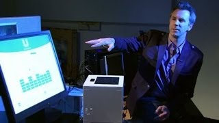 CLICK - FEELING VIRTUAL OBJECTS IN MID-AIR - BBC NEWS