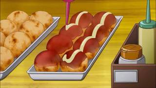 Most delicious looking Anime Japanese foods 2017 - Compilation