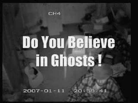 do you believe in ghosts essay