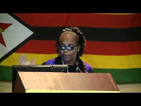 Dr Gertrudes Macueve - Ministry of Science & Technology, Mozambique, ICTE Summit 2012