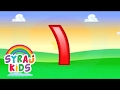 Learn Arabic Numbers 1-10 Children