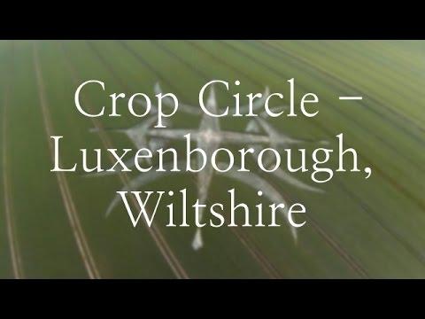 Nouveau crop circle SUR Stonehenge
