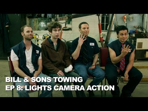 Lights Camera Action - Bill & Sons Towing, Ep. 8
