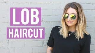 New Lob Haircut! | Kendra Atkins