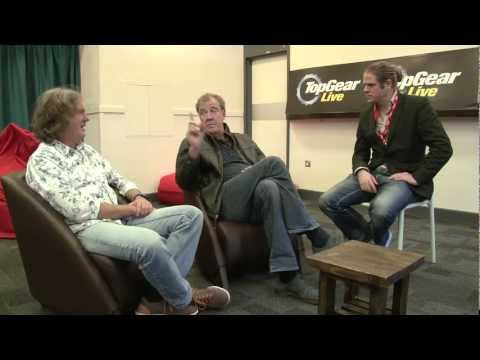 Top Gear Live Finland: Job Interview