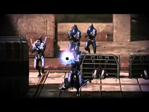 Mass Effect 3 Multiplayer Strategy #1 - Enemies