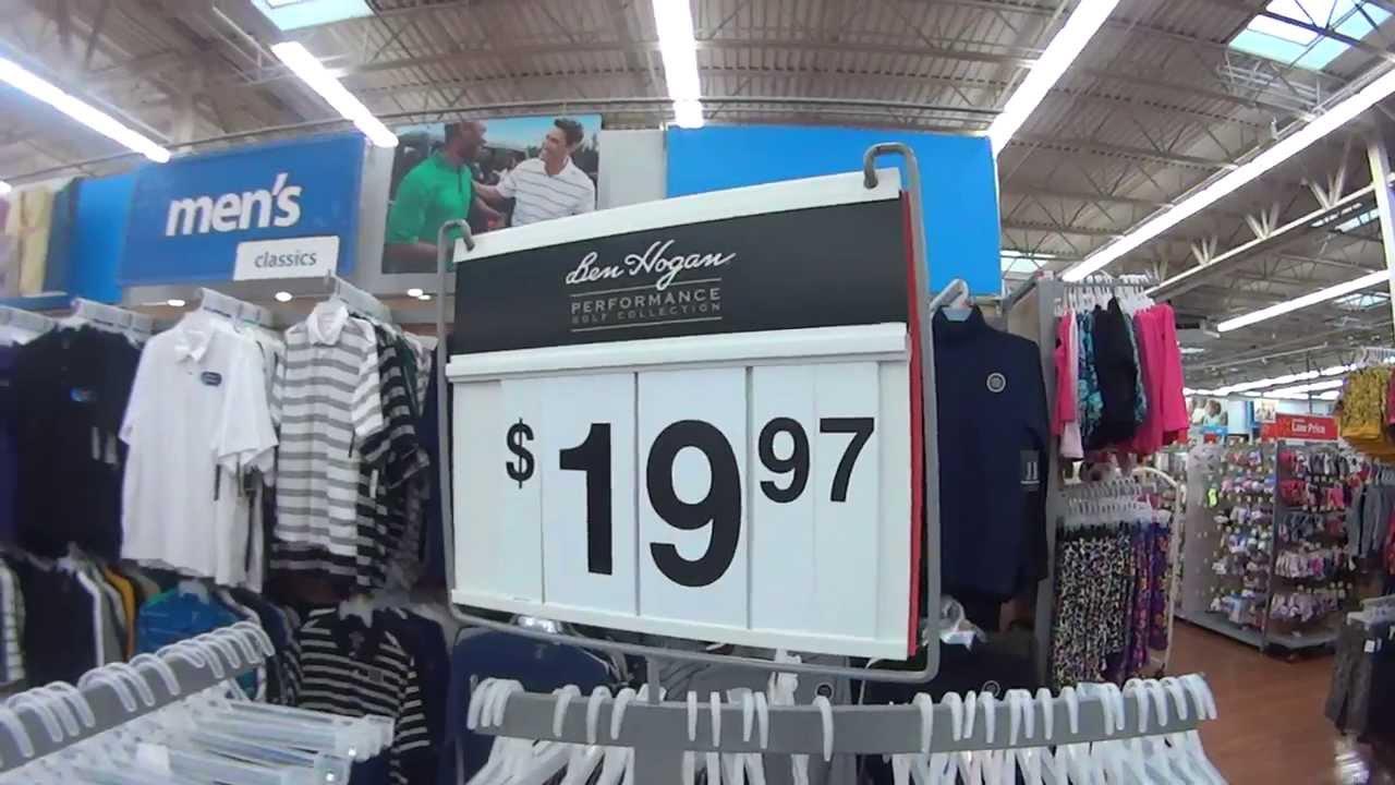 Miami WALMART roupas masculinas Florida Estados Unidos EUA