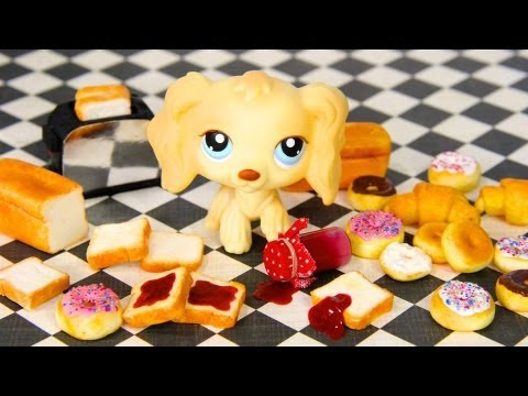 how to make doll breakfast food