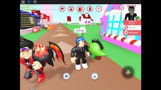 Meeting holidays every year  in roblox😅😅😅
