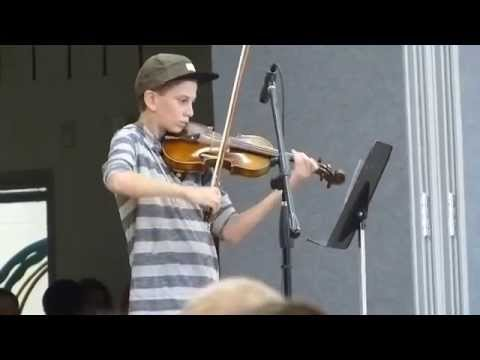 Logan Manning - Crystallize Performance - Violin