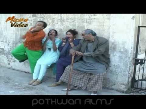 Rola Rappa - Mein Darya Ta Na (2009) [hd] - Full Pothwari Drama video