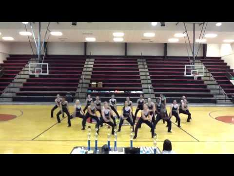 Team Routine: UDA Camp 2013