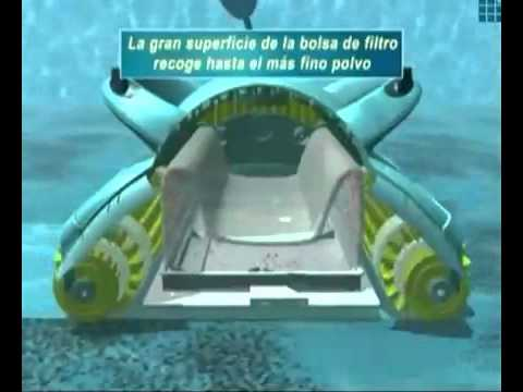 for Robot limpia piscina