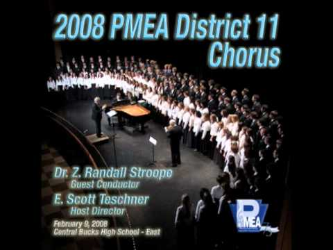 PMEA District 11 Choir 2008 - In Remembrance - Jeffrey L. Ames