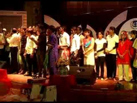 CIMAGE PATNA - Parents Day Celebrations(Kitne Baju kitne sar...