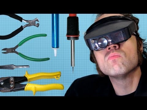 Collin's Lab: Electronics Tools
