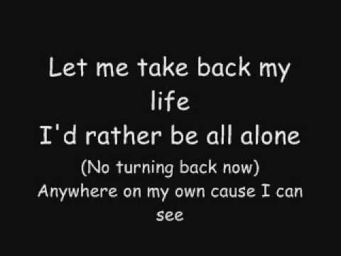 linkin park - lying from you (lyrics)
