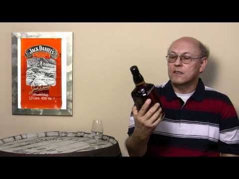 Whiskey Verkostung: Jack Daniels Old No 7 43