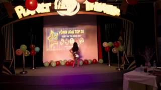 Belly dance Lalala - Khanh Uyen -GV Trang Selena