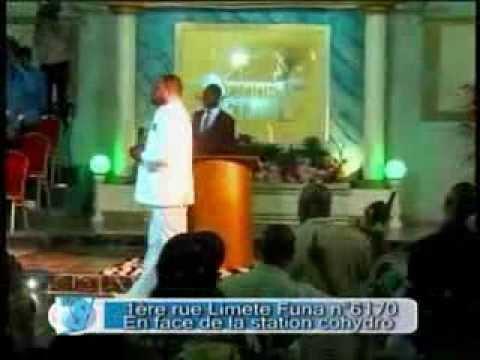 Pasteur moise mbiye - Adoration a l'Eglise Cite Bethel