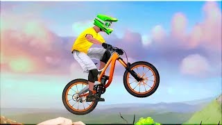 Bike Mayhem Mountain Racing - Gameplay Android & iOS game - best mobile bike game