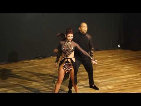 00024 DIZC2016 Larissa and Kadu ~ video by Zouk Soul