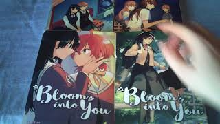 Manga First (ish) Impressions: Bloom Into You