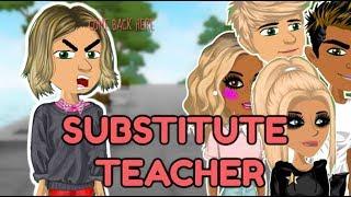 Substitute Teacher! | MSP Comedy Skit