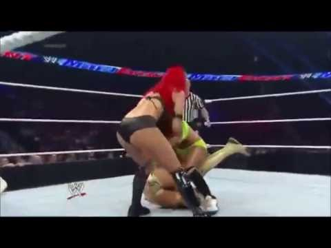 Eva Marie finisher Implant DDT