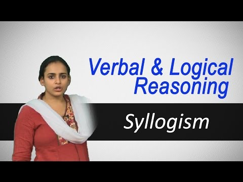 How to solve Syllogism Problems?
