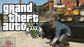 GTA 5 Gameplay Video LIVE REACTION!!