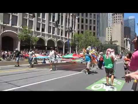 San Francisco Pride Parade Swanabaq South West Asian & North African Bay Area Queers