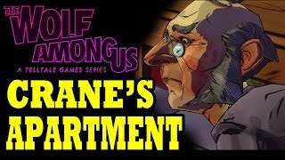 The Wolf Among Us: EPISODE 3 - OPTION CRANE'S APARTMENT