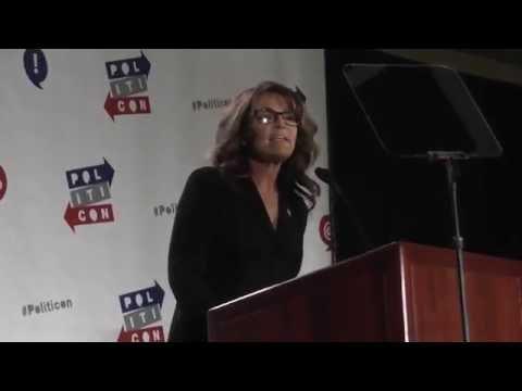 Sarah Palin @ Politicon 2016