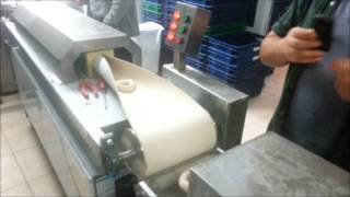 bagel form machine-bagel machine simit makinesi-simit üretim hattı-donut machine-