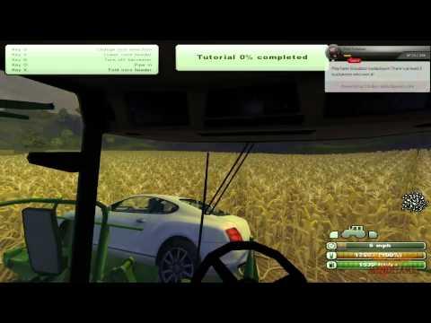 How to Farm Cars in Farm Simulator 2013