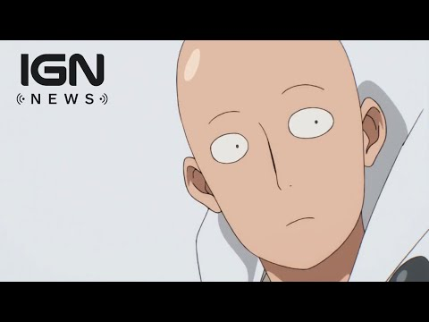 One Punch Man Season 2 Coming to VIZ Media - IGN News