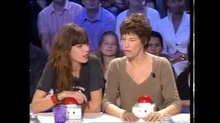 Jane Birkin & Lou Doillon - On n'est pas couché 2 juin 2007 #ONPC