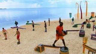 Survivor Cagayan Immunity Reward Challenge Mazed Confused