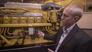 Engine Walkaround: the 3500E Tier 4 Final/IMO III Marine Engine