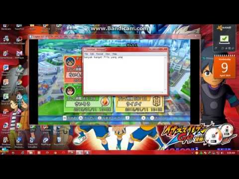 Download Inazuma Eleven Go Strikers 2013 And Emulator Dolphin + Save Data video