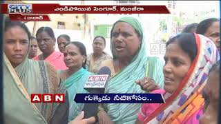 Water Crisis in Hyderabad   People Facing Problems With Lack Of Drinking water   Women Face To Face