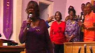 "06-03-12 11:15 Praise Choir ""Whatever You Want (God's Got It)"""
