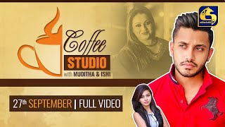 COFFEE STUDIO WITH MUDITHA AND ISHI II 2020-09-27