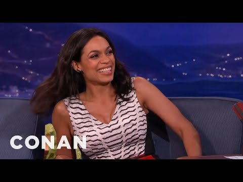 Rosario Dawson's Mom Heckled Obama