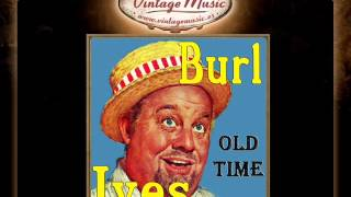 Burl Ives   The Man on the Flying Trapeze