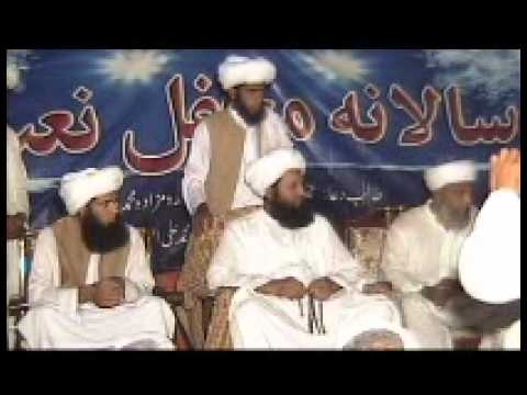 Hin Rab Nu Bahon Pyarey Saifi Naat Part-1.mpg video
